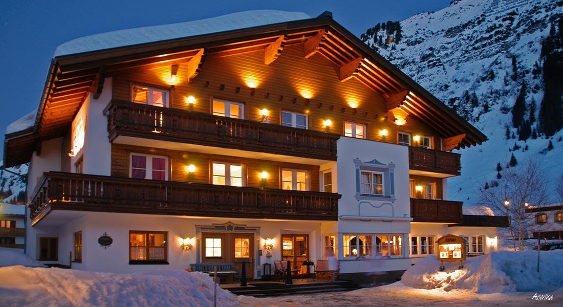 Ski Hotels  Ski Accommodation with Skiworld