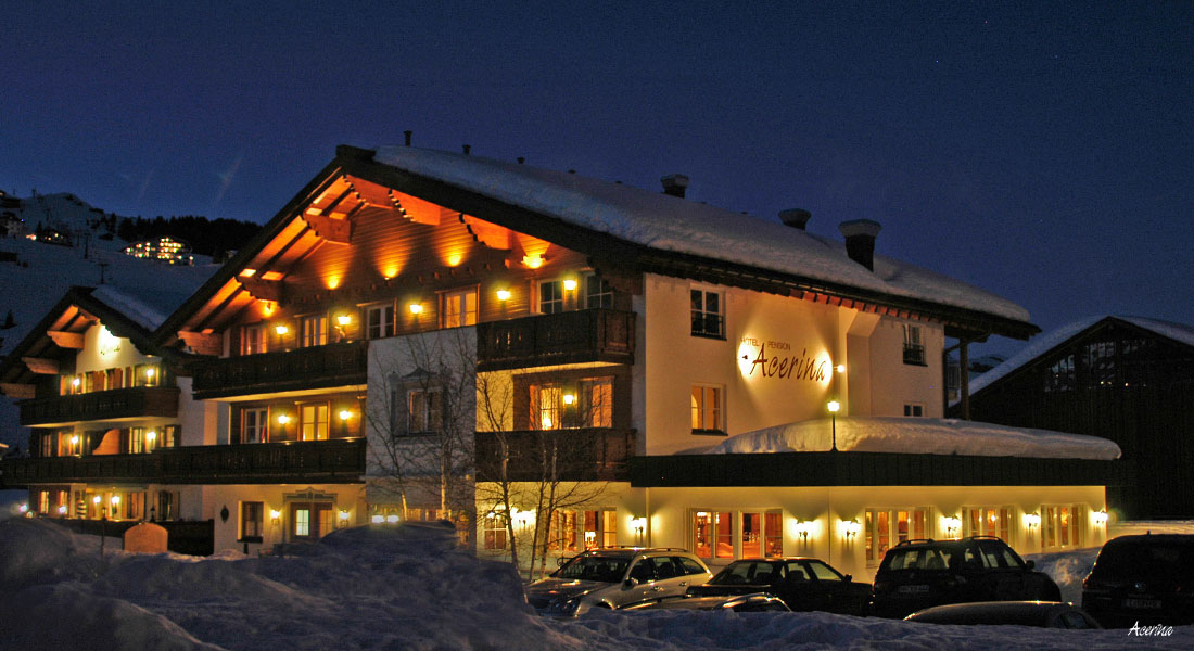 Hotels In Lech Am Arlberg  Sterne